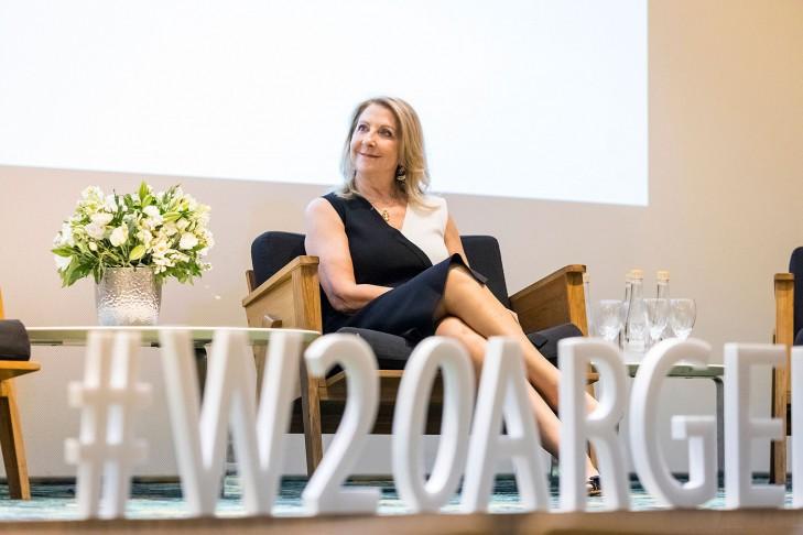 """""""Nuestro máximo objetivo es que presten atención a la problemática y nos incluyan en el comunicado oficial para que nuestras sugerencias se trasladen a todas las economías del mundo"""" (Susana Balbo, presidenta del W20)"""