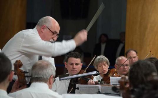 La Orquesta de la Policía Federal Argentina habitualmente se presenta el primer viernes de cada mes en el Ciclo Cultural BCBA.