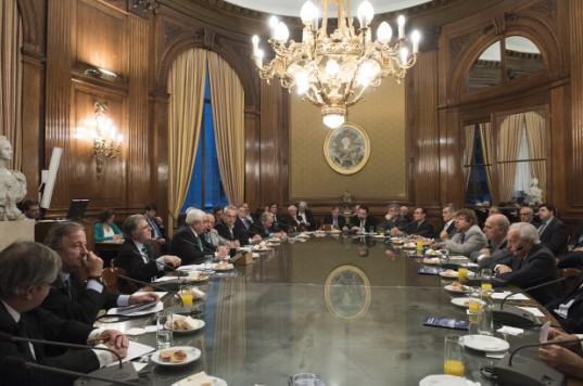 El Consejo Directivo se reunió el 4 de mayo.