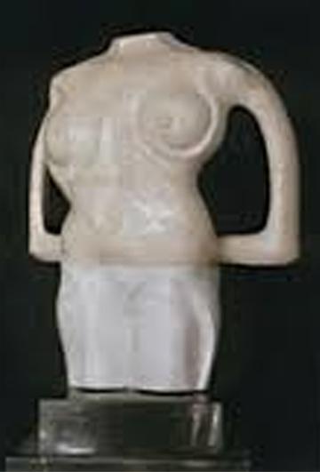 Escultura de Dal Porto